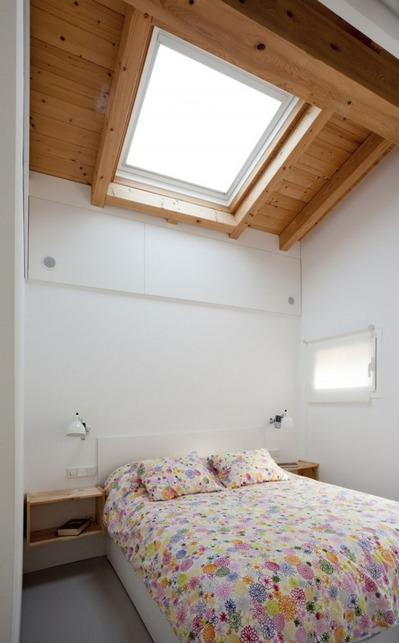 40平方mの狭小住宅のベッドルーム_[0].jpg